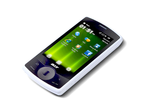 Acer BeTouch E101 Cell Phone