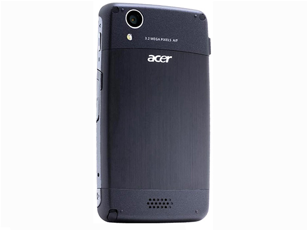 Acer F900 Touchscreen Phone
