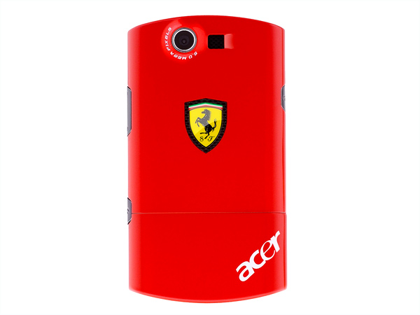 Acer Liquid E Ferrari mobile phone