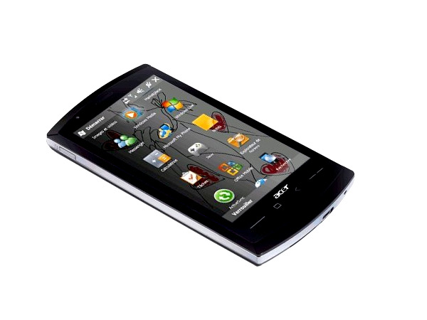 Acer neoTouch S200 Smartpohone
