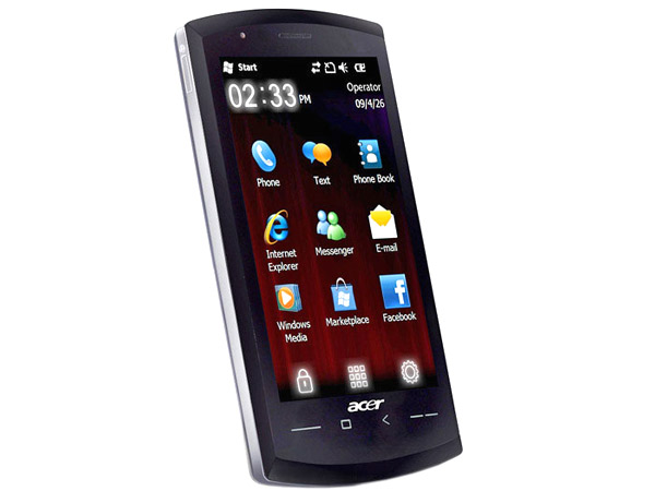 Acer neoTouch S200 Cell Phone