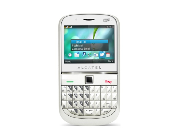 Alcatel OT 901N Front View