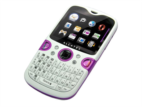 Alcatel OT-802 / OT-802A Mobile Phone