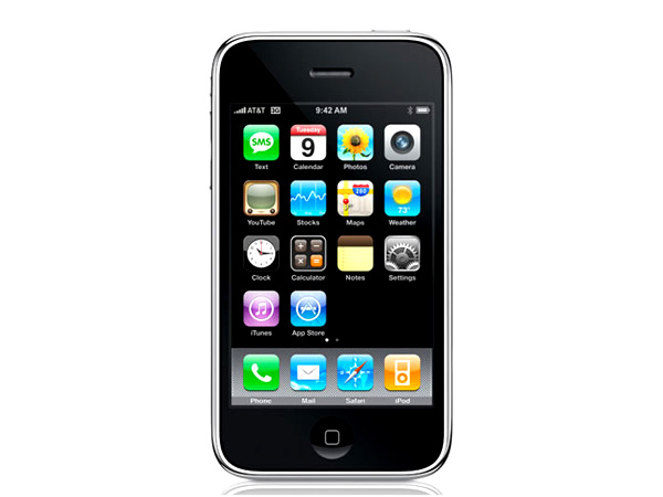 Apple iPhone 3G Mobile