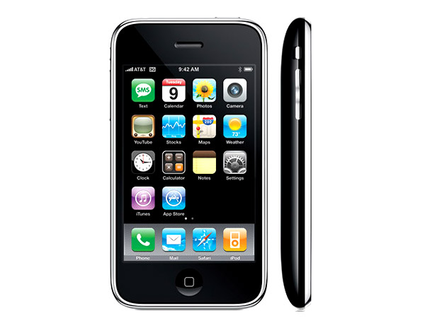 Apple iPhone 3G Touchscreen Handset