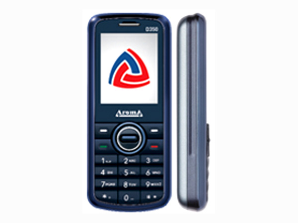Aroma D350 Cell Phone