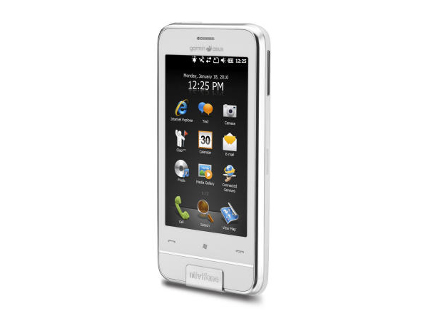 Asus Garmin M10 mobile phone