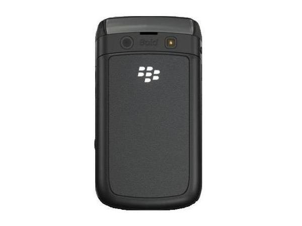 Blackberry Bold 9780 Back View