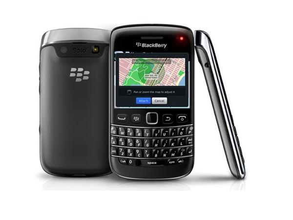 Blackberry Bold 9790 All Side View