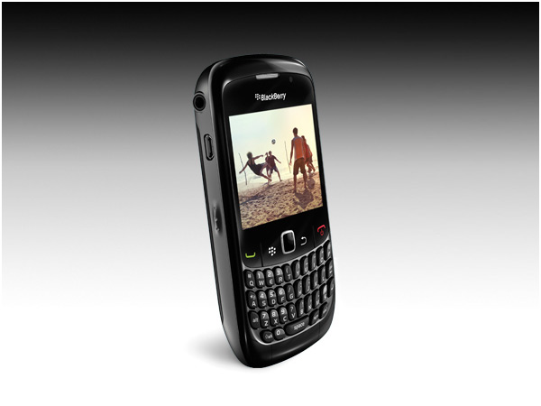 BlackBerry Curve 8500 mobile phone