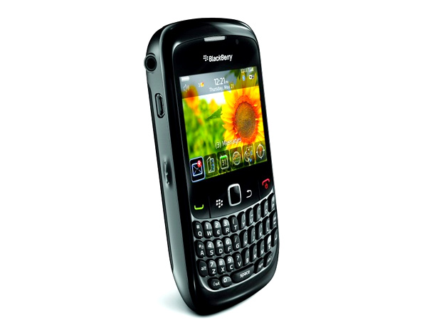 Black Berry Curve 8520 Handset
