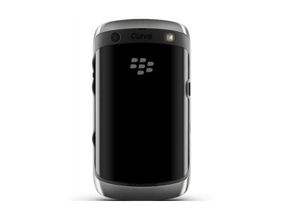 BlackBerry Curve 9350 Back View