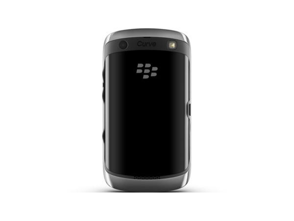 BlackBerry Curve 9380 Back View