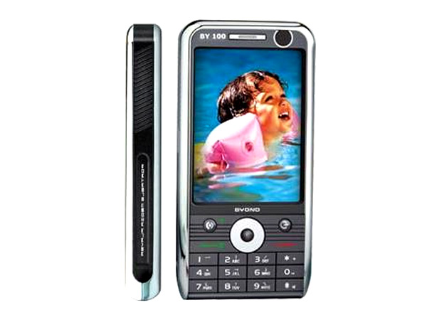 Byond BY 100 New mobile phone