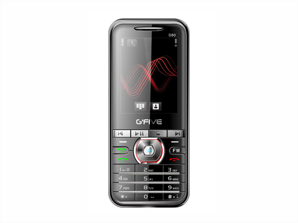 G Five D80 Mobile Phone