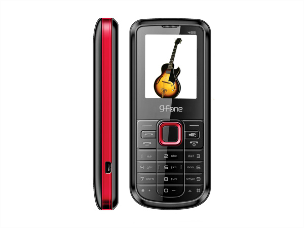 g-Fone 455 Mobile Phone