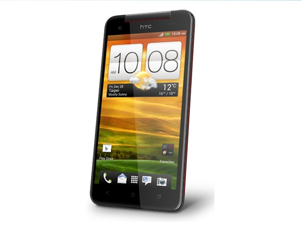 HTC Butterfly Front View