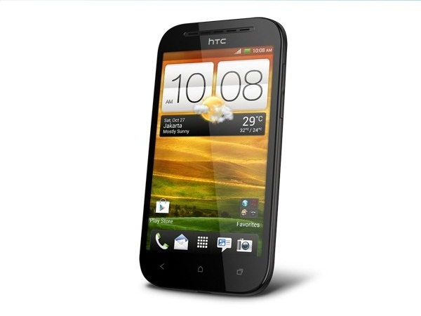 HTC Desire SV front view