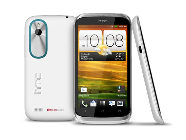 HTC Desire X all side View