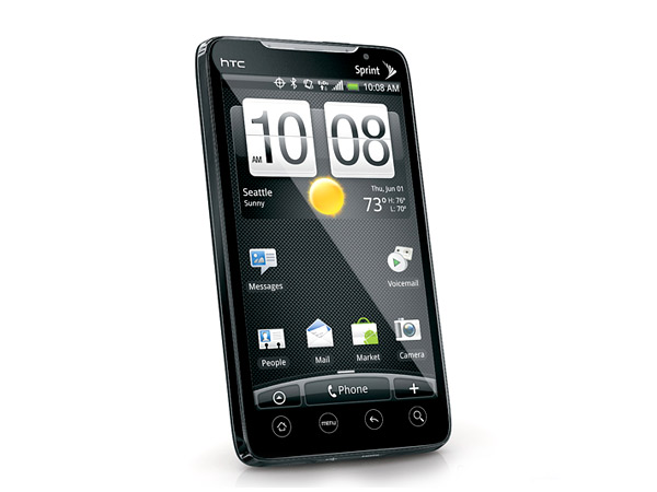 HTC EVO 4G cell phone