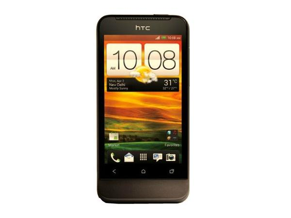 HTC One V Front View