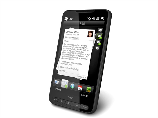 HTC Touch HD the best windows mobile phone