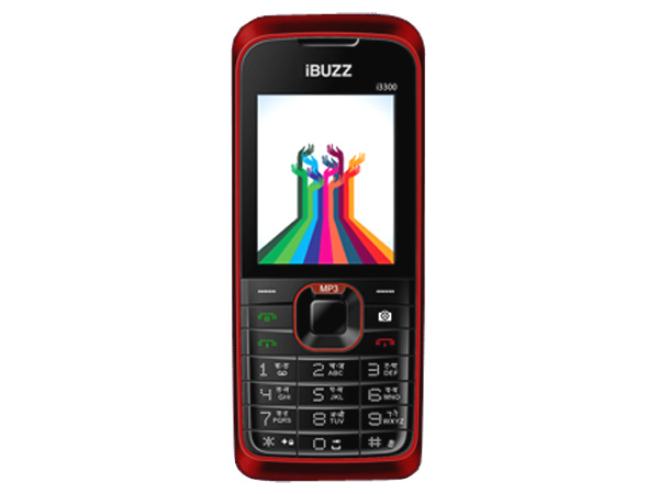 i3300 multiBuzz Mobile Phone
