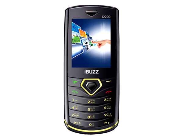 iBuzz i2200 PictureBuzz Mobile Phone