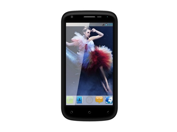 Intex Aqua Wonder Front View