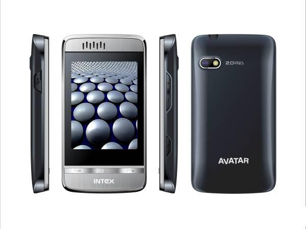 Intex Avatar 3D All side View