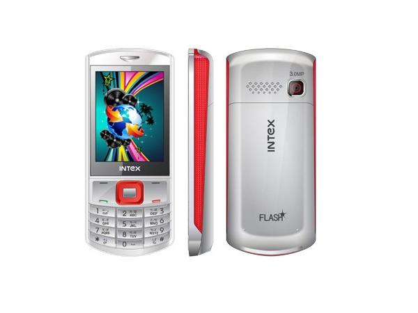 Intex In 009T Flash All side View