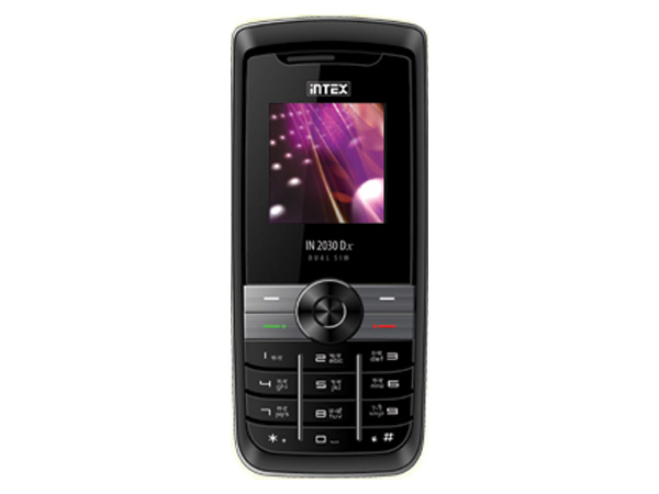 Intex IN 2030DX Mobile Phone