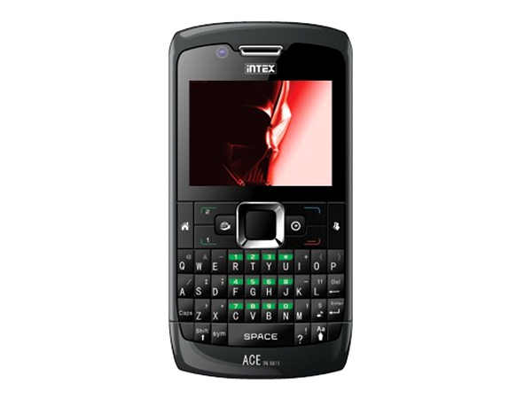 Intex IN 6611 ACE mobile phone
