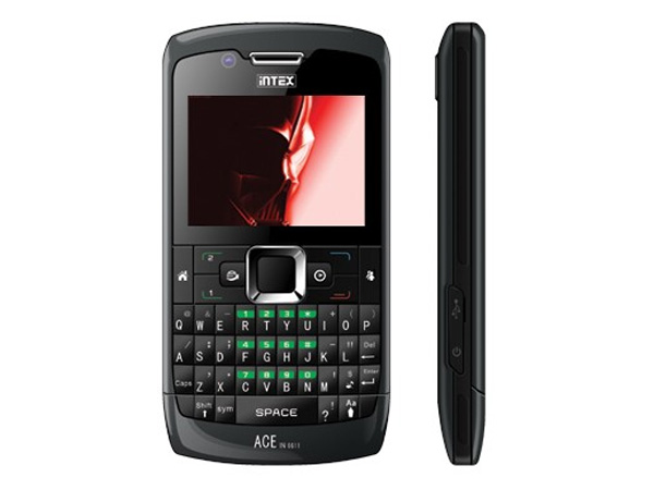Intex IN 6611 ACE cell phone