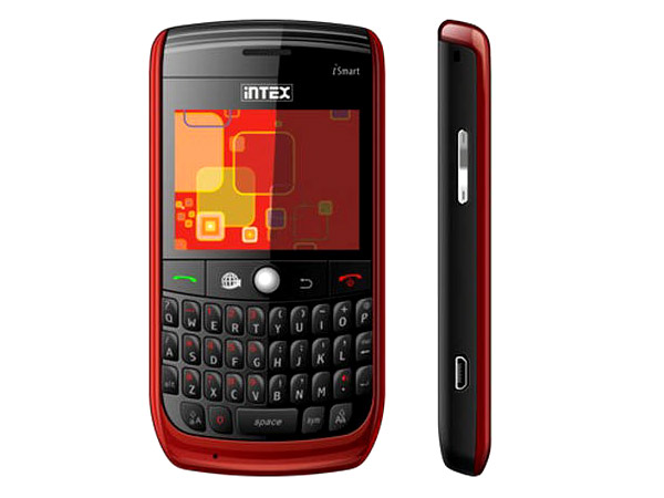 Intex ISmart cell phone