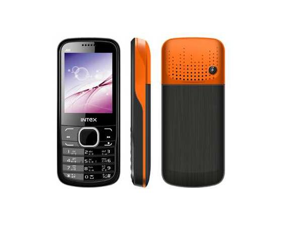 Intex Joy Front,Side and Back View