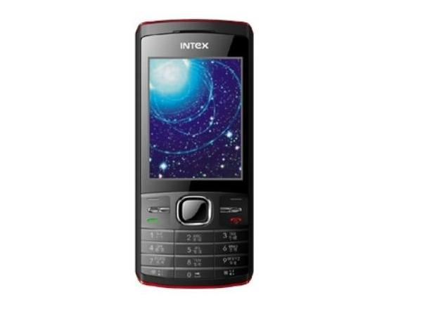 Intex Star Power Front View