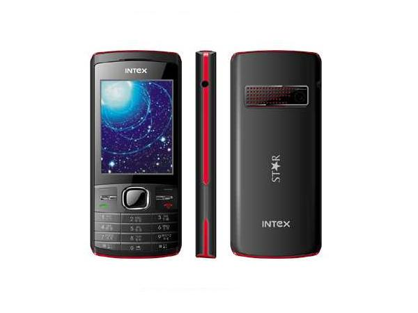 Intex Star Power Front,Side and Back view