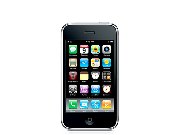 Apple iPhone 3GS Cell Phone