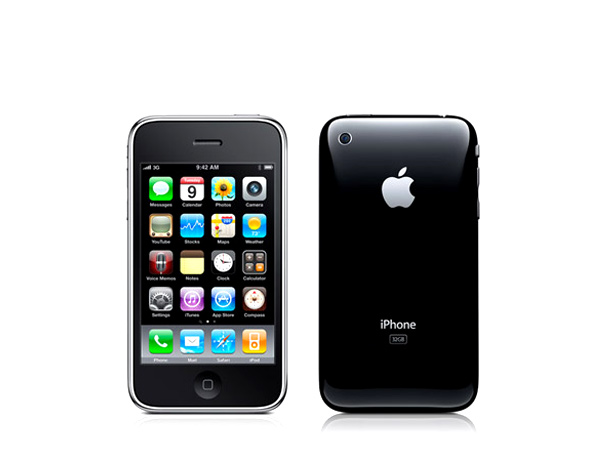 Apple iPhone 3GS Mobile Handset