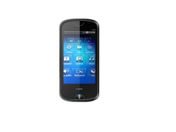 Lava M70 Mobile Fornt view