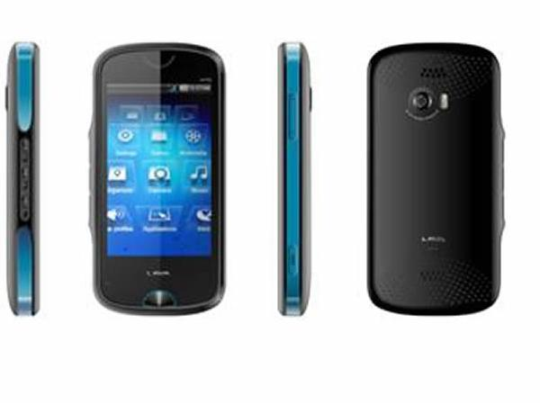 Lava M70 Mobile All Side View
