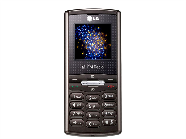 LG GB110 Mobile Phone