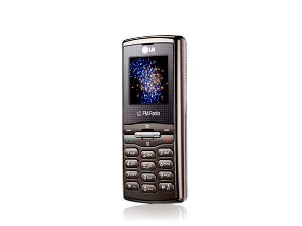 LG GB110 Basic Phone