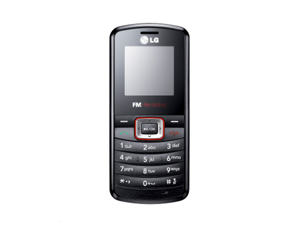 LG GB190 Bullet Camera Phone