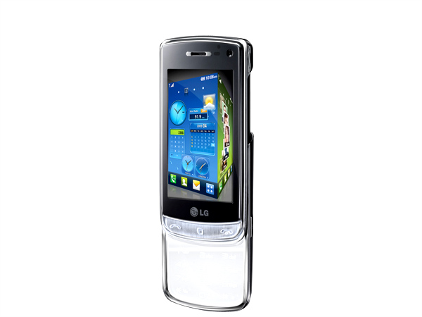 LG GD900 Crystal Cell Phone