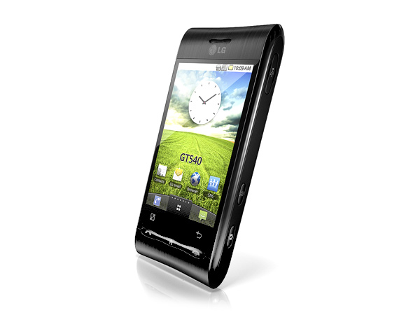 LG GT540 Optimus mobile phone