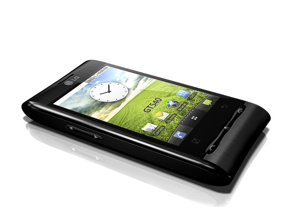 LG GT540 Optimus phone