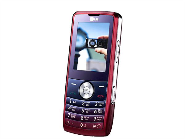 LG KP320 Cell Phone