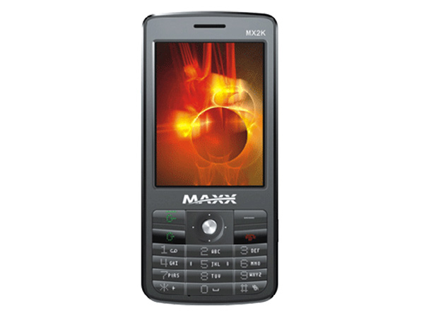 Maxx MX2K Mobile Phone